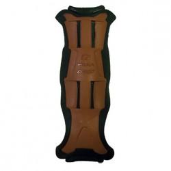 Coque de cross protège-tendons Airflex Hexa