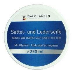 Savon glycériné avec éponge 250 ml Waldhausen