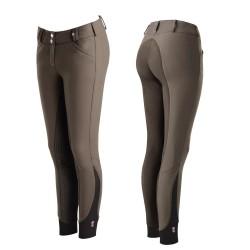 Pantalon d'équitation fond grip Femme Rosa Tredstep