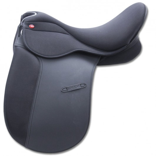 SELLE SYNTHETIQUE CORDURA HIGH TECH AWA DRESSAGE
