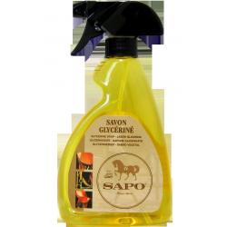 Savon glycériné liquide 500 ml Sapo