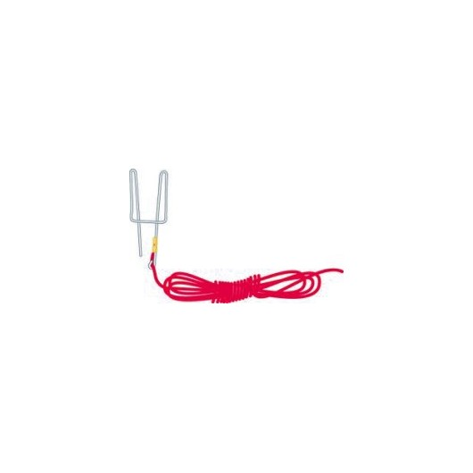 Raccord 5 m Électrificateur à ruban 40 mm Le Gardien Électrique