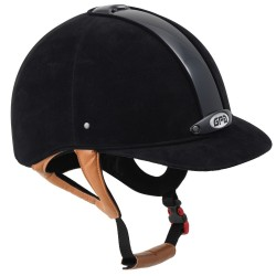 Casque équitation velours Classic Velvet 2X GPA