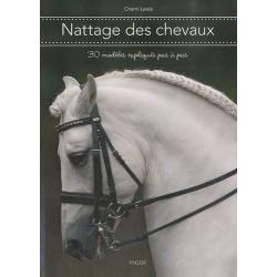 Nattage des chevaux, 30 modèles expliqués pas à pas Charni Lewis Editions Vigot