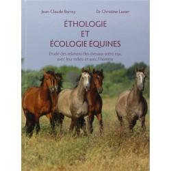 Éthologie et écologie équines, Etude des relations Jean-Claude Barrey Dr Christine Lazier