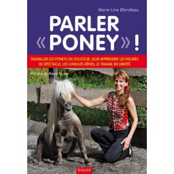 Parler « poney » ! Marie-Line Blondieau Editions Vigot