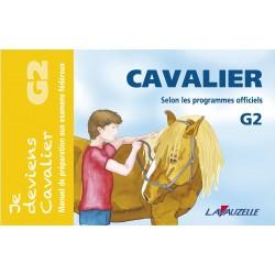 Je deviens cavalier galop 2 Collectif Editions Lavauzelle