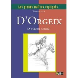 Les grands maîtres expliqués, Jean d'Orgeix Marion Scali Editions Belin
