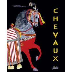 Chevaux Caroline Laffon Catherine-Jeanne Mercier Editions Belin jeunesse