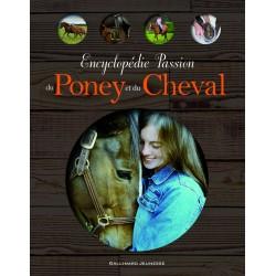 Encyclopédie Passion du Poney et du Cheval John Woodward Editions Gallimard jeunesse