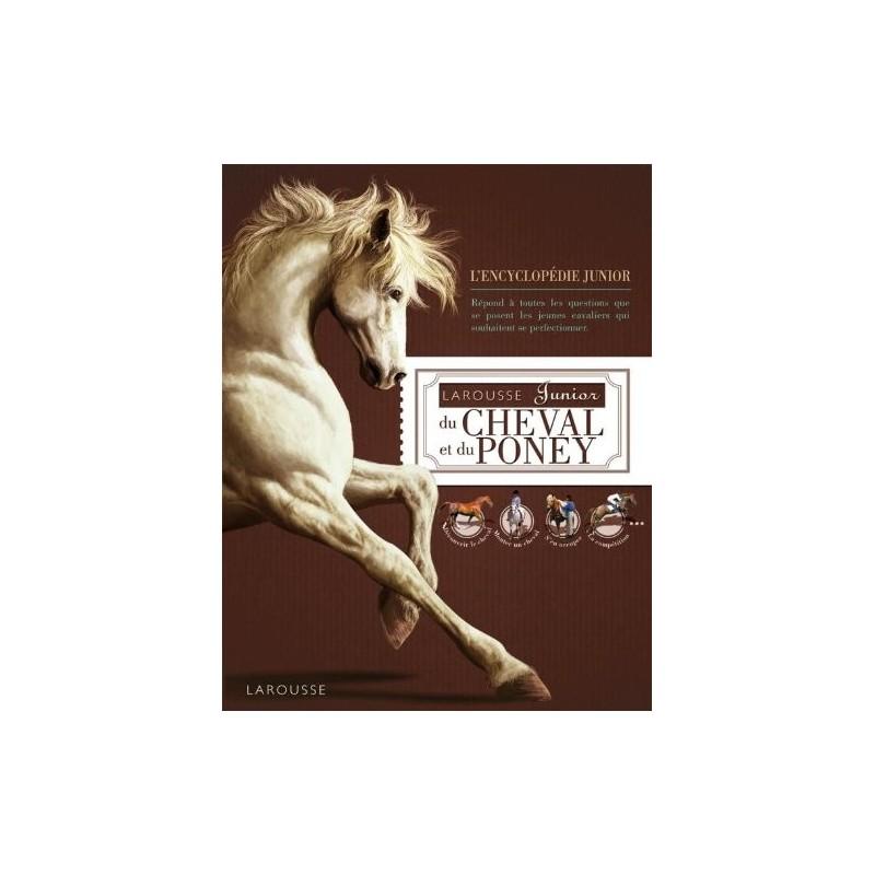 Larousse junior du cheval et du poney Sandy Ransford Editions Larousse