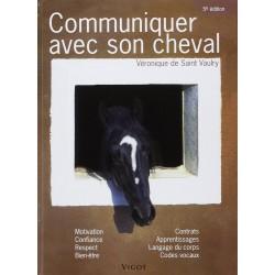 Communiquer avec son cheval 5ème Édition Véronique de Saint Vaulry Editions Vigot