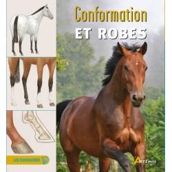 Les Equiguides, Conformation et robes Collectif Editions Artémis