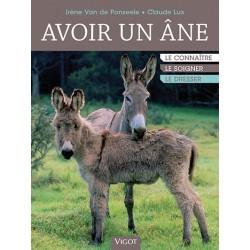 Avoir un âne Irène Van de Ponseele Claude Lux Editions Vigot