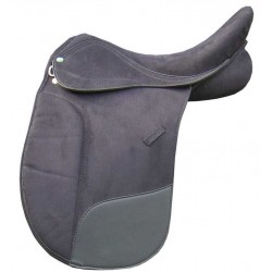 Selle de dressage synthétique CVHtec Cavalhorse