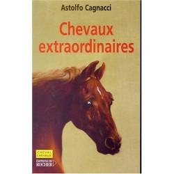 Chevaux extraordinaires Astolfo Cagnacci Editions du Rocher