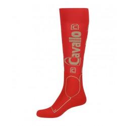 Chaussettes équitation extra-fines Cavallo