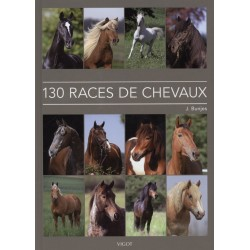 130 races de chevaux Jessica Bunjes Editions Vigot