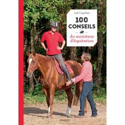 100 conseils du moniteur d'équitation Joël Capellier Editions Vigot