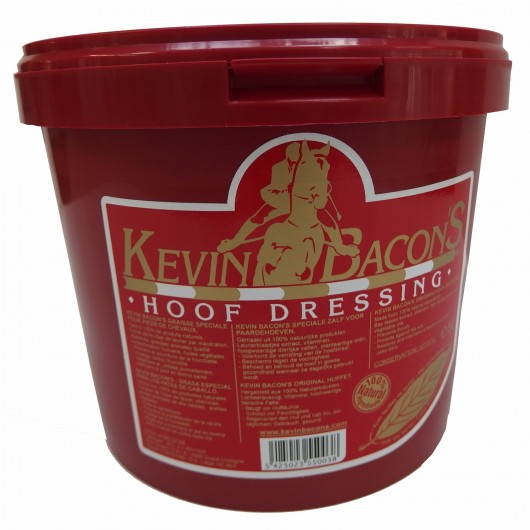 Baume à sabot naturel 5L Hoof Dressing Kevin Bacon's