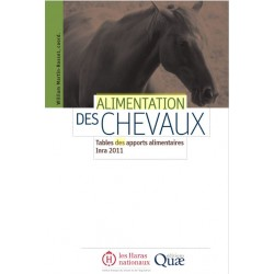 Alimentation des chevaux William Martin-Rosset Editions Zulma