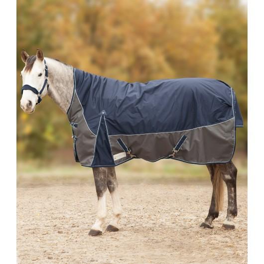 Couverture extérieur cheval 200 g encolure haute Comfort Line Waldhausen