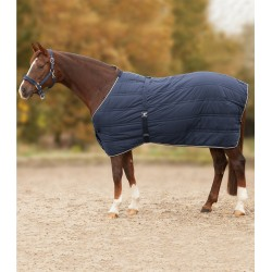 Sous-couverture cheval anti-glisse silicone 100 g Waldhausen