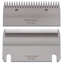 Peigne et contre-peigne standard  Econom II Aesculap