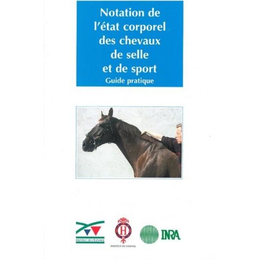 Notation de l'état corporel des chevaux de selle et de sport Institut de l'élevage, du cheval et INRA