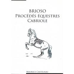 Brioso, Procédés équestres, Cabriole Maurice Castelnau