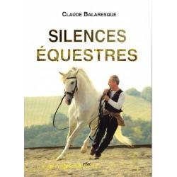 Silences équestres Claude Balaresque Editions P.S.R.