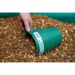 Mesure à grains 2 L résine incassable La Gée