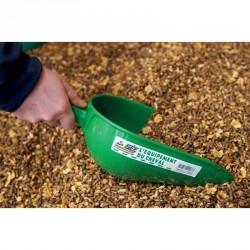 Mesure à grains 2 L forme pelle La Gée