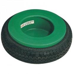 Mangeoire de prairie circulaire à pneu 15 L La Gée