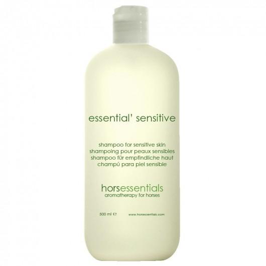 Shampoing chevaux peaux sensibles 500 ml Essential'Sensitive Horsessentials