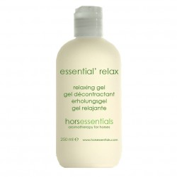 Gel décontractant chevaux 250 ml Essential'Relax Horsessentials