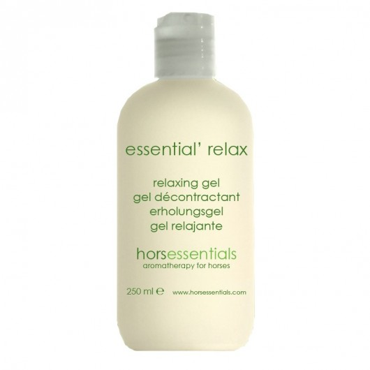 Gel décontractant chevaux 250 ml Essential'Relax Horsessentials