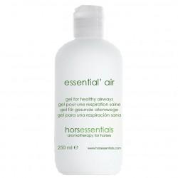 Gel respiratoire chevaux 250 ml Essentiel'Air Horsessentials