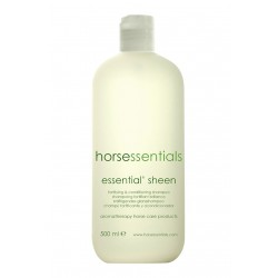 Shampoing cheval fortifiant brillance 500 ml Essential'Sheen Horsessentials