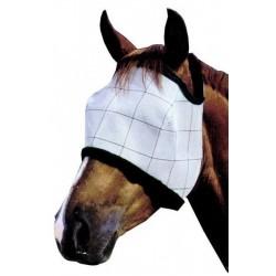 Masque anti-mouches et UV sans oreilles Supermask II Farnam