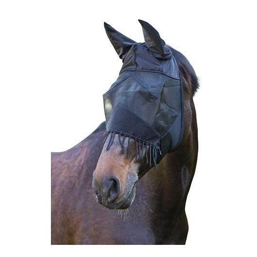 Masque anti-mouches à franges Covalliero