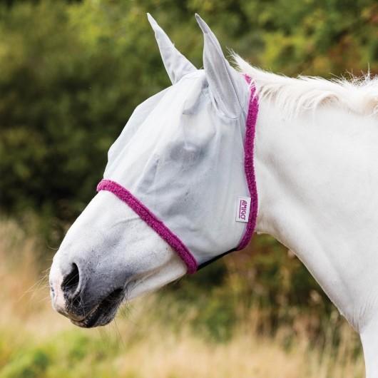 Masque anti-mouches et UV maille fine Amigo Horseware