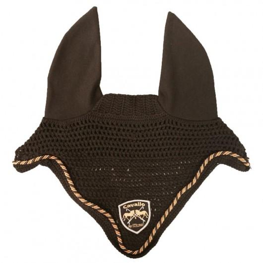Bonnet anti-mouches Elif Cavallo by Equest