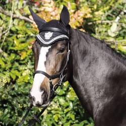 Bonnet anti-mouches coton Rambo Diamanté Horseware