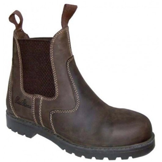 Boots de sécurité Stable Cavalhorse