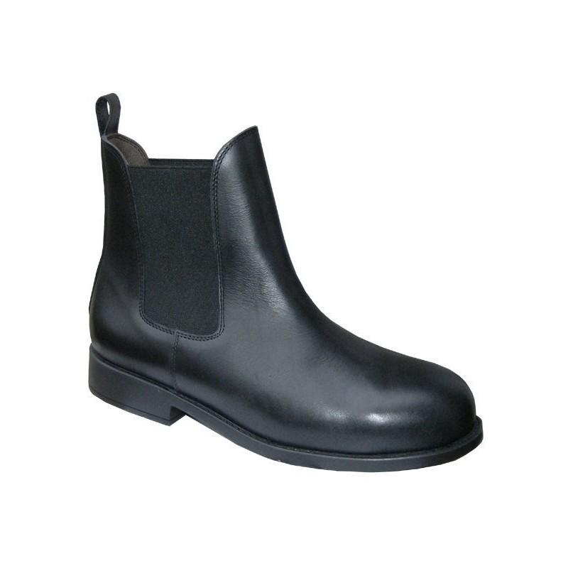 Boots de sécurité équitation cuir Adulte Rider Cavalhorse