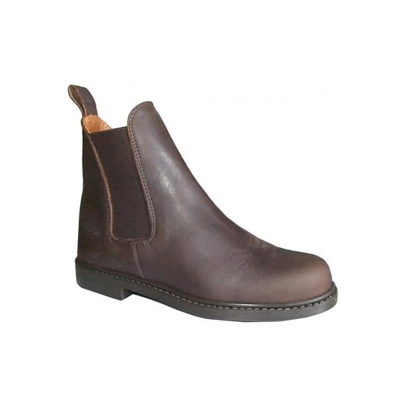 Boots d'équitation nubuck Blagnac Cavalhorse