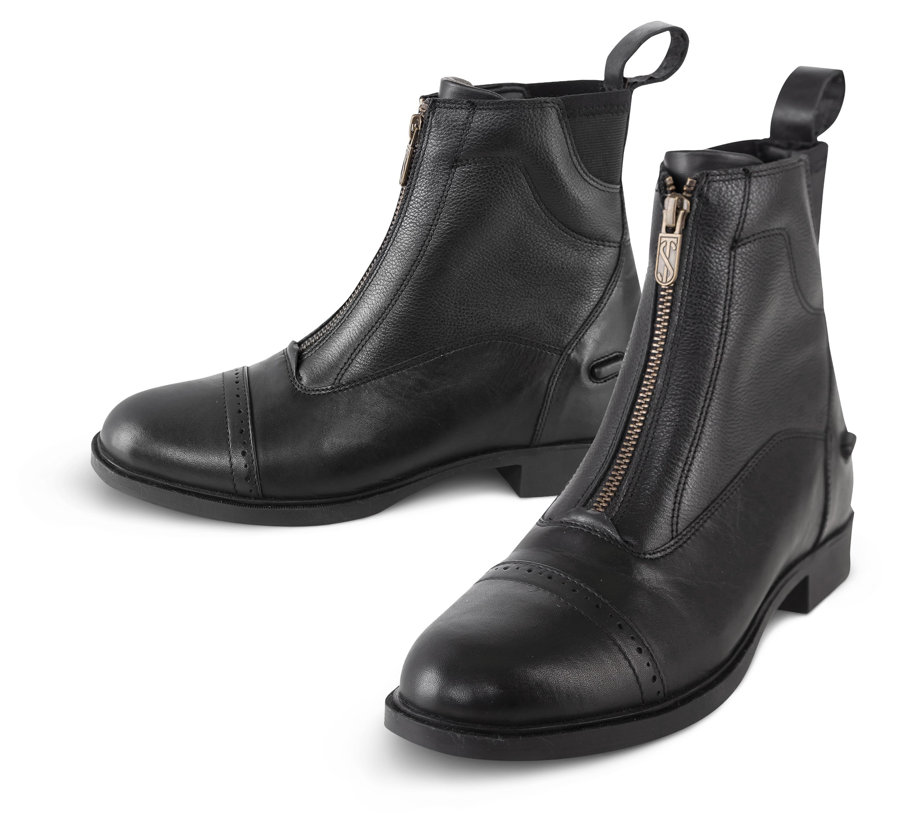 avant équitation Boots cuir Tredstep Giotto II zip kwXlOuZTPi