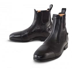 Boots équitation double zip avant Medici Tredstep