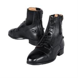 Boots équitation cuir lacets Medici Tredstep